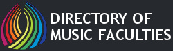 Directory of Music Faculties